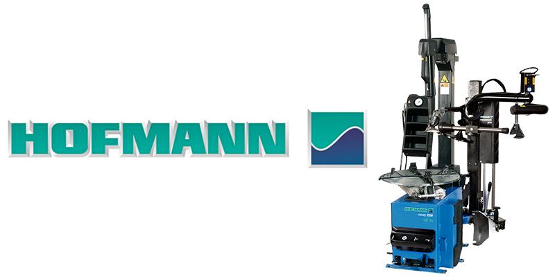 Hofmann monty tire changer smartspeed