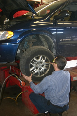 According toNHTSA, if a valve stem sensor is not functioning prior to the service, then the retailer cannot violate the