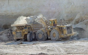 in the last year or so, many mining companies scaled back from 400-ton to 240-ton trucks, which use 57-inch otr tires, as opposed to 63-inch tires. this has created a shortage of 57-inch radial otr tires, and a healthy supply of the larger tires.