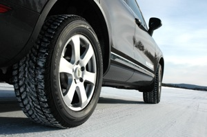 Tread rubber compounds for winter tires are formulated to have more flexibility in colder temperatures, resulting in the ability to provide and maintain grip in cold weather.