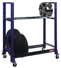 Rolling Tire Storage Rack >> Product Spotlight Tire Storage Tire Review Magazine