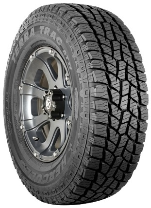 All Terrain Tire Terra Trac At 2 Introduced By Hercules