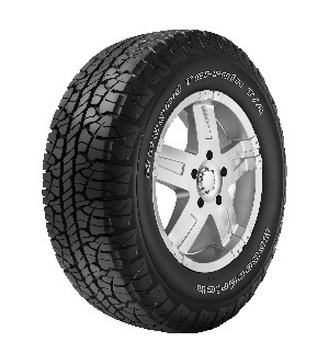 Bf Goodrich At Tire Review >> Michelin Debuts Long Awaited Bfg Rugged Terrain Tire Tire Review